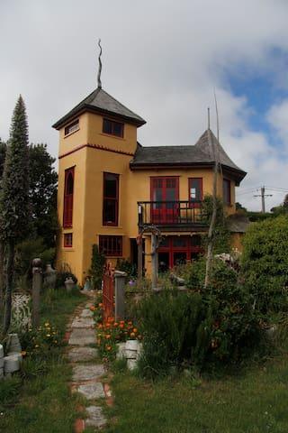 Aramoana Castle - Aramoana - Kasteel