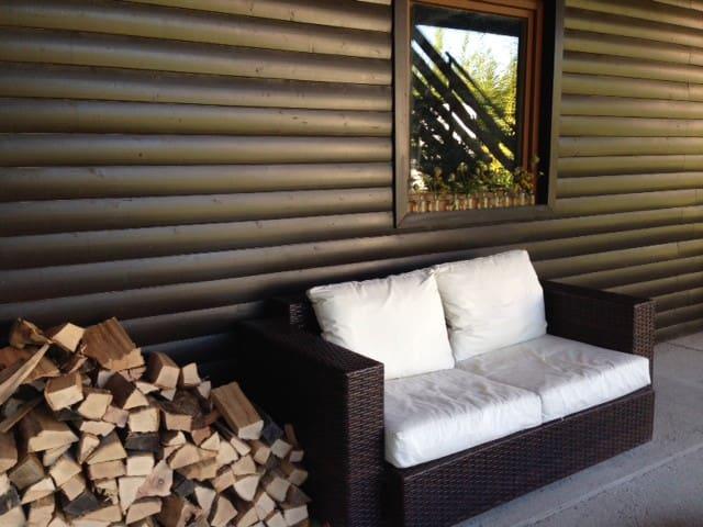 Wooden Cabin with all comforts!! - Sankt Andrä-Wördern - Srub