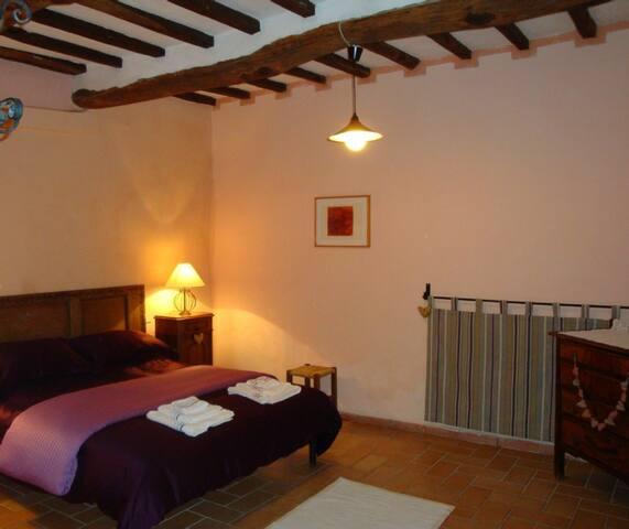 Swimming pool apartment at Priello - Caprese Michelangelo - Bed & Breakfast