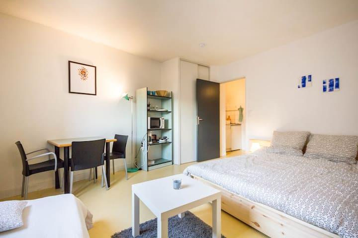Pied à terre proche du centre LILLE - Lille - Apartamento