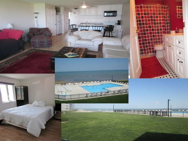 Lake/Beachfront-See weekly rates! - Port Clinton - Wohnung