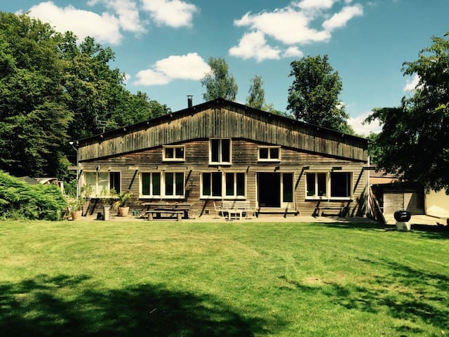 Wonderful Forest House 40 minutes from Paris - Les Mesnuls - Haus