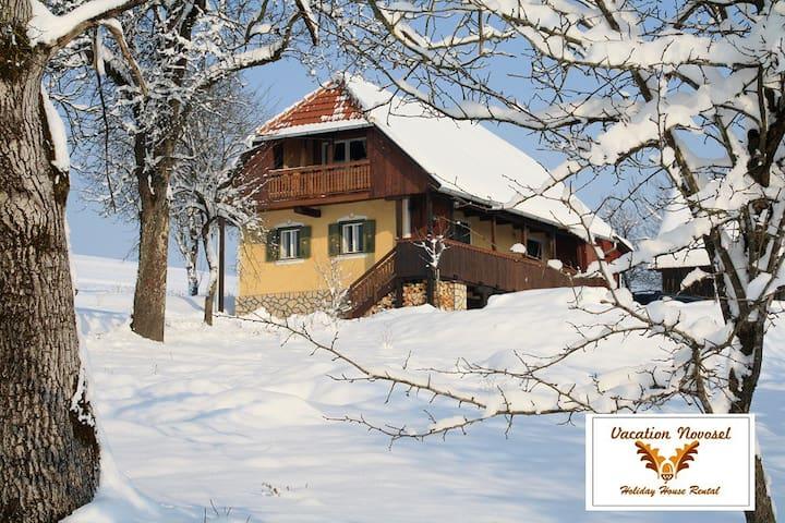 Holiday House Novose(URL HIDDEN) 1903 - Duga Resa - Casa