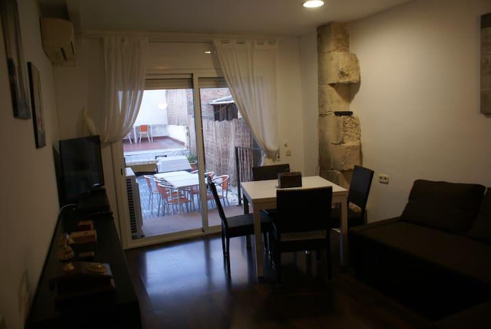 Apartament centre historic - Vilafranca del Penedès