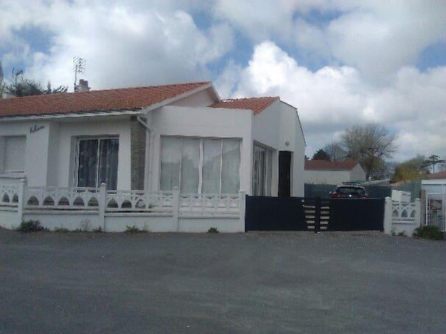 Villa 90 m2 - Saint-Jean-de-Monts - Maison de vacances