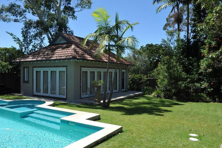 Self - Contained Cottage, Pool +Spa - Roseville