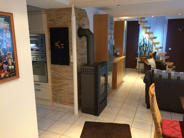 beautiful apartment in a quiet area - Böblingen - Apartment