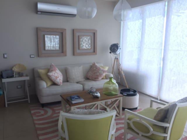 hermoso apartamento - Santa Clara - Daire