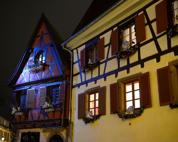 Gîte St. Matthieu - Colmar - Leilighet