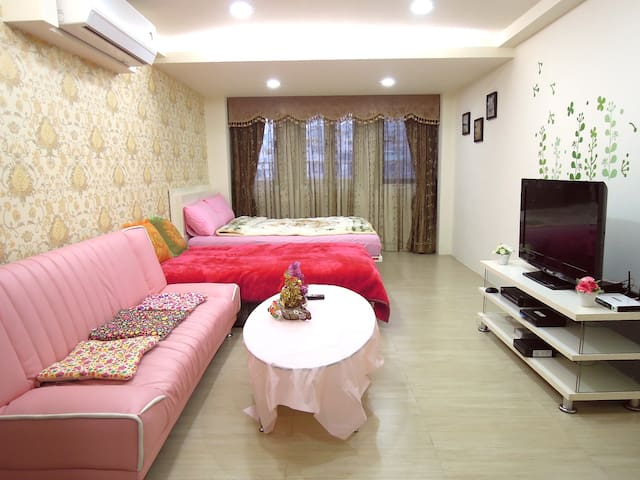 Ximending film Street 4 person room - Wanhua District