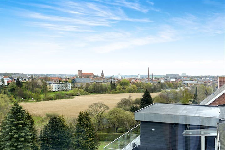 View, balcony and close to LEGOLAND - Kolding
