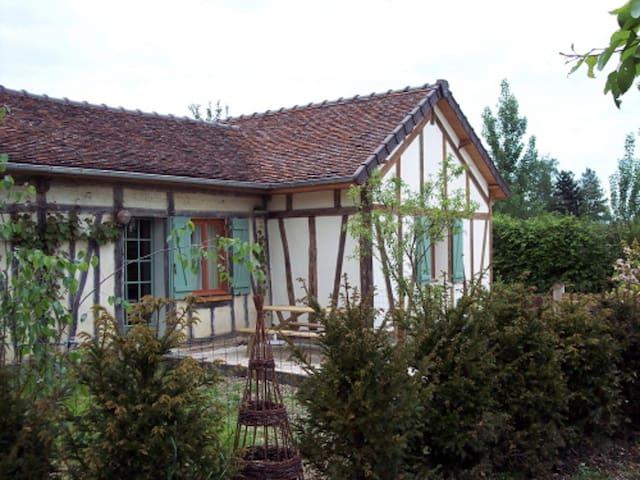 "Gîte ""Le Closet"" - Lusigny-sur-Barse - Hus"