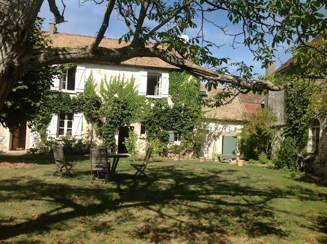 Maison de charme - Orvilliers - Hus