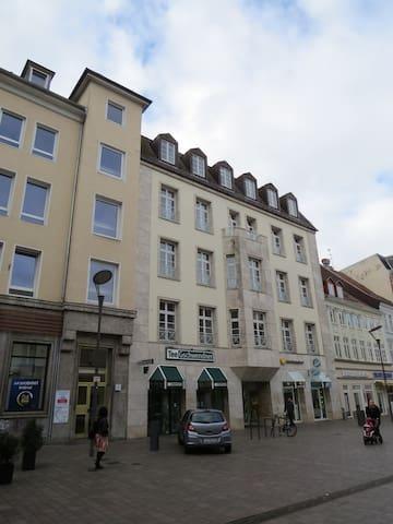 Direkt Fußgängerzone, am Hafen, Strandnähe - Flensburg - Daire