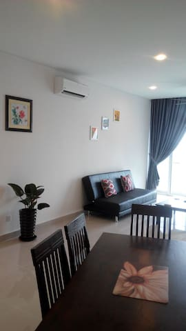 Simple and cozy home near to Legoland - Nusajaya - Selveierleilighet