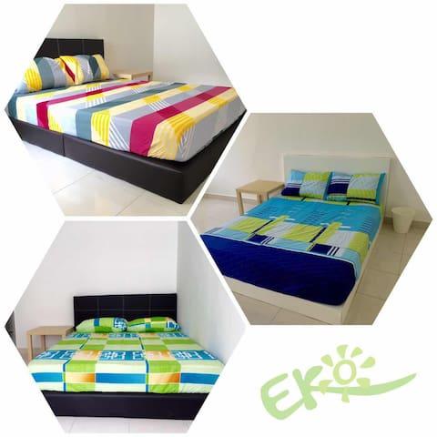 eko homes - Rawang - Maison