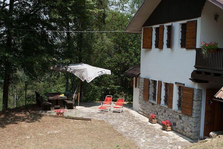 Charming independent alpine chalet - Tiago - Maison