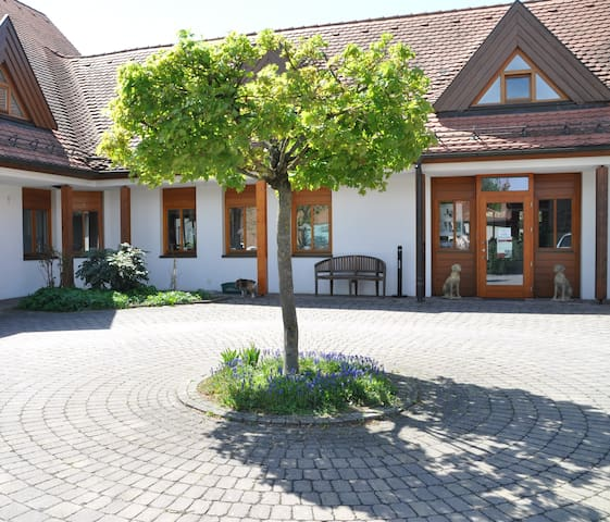 Beautiful villa in Bad Windsheim - Bad Windsheim - Bed & Breakfast