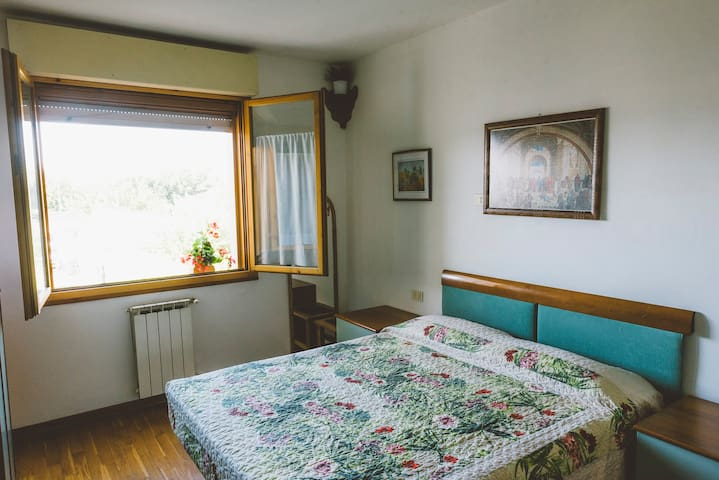 COZY AND BRIGHT ROOM WITH WI-FI! - Florence - Appartement