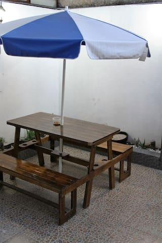 CASA TENIENTE Lovely/Confortable/Low Cost Rooms 2 - Morelia - Huis