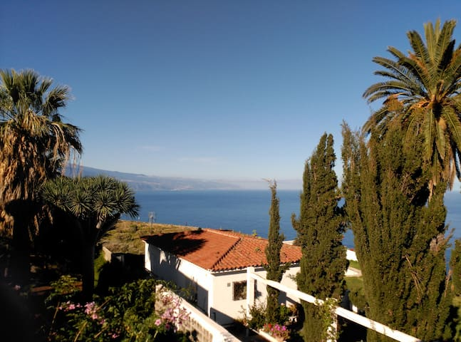 Vistas sobre el acantilado - Mesa del Mar - 一軒家