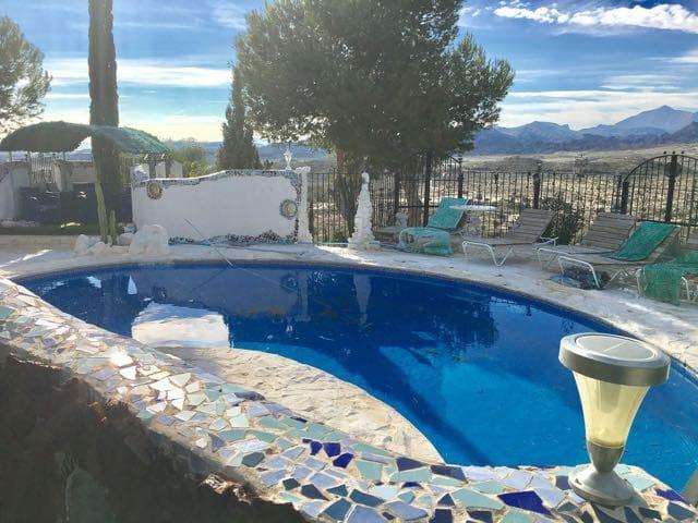 Villa los Iris entre Mer & Montagne, près Alicante - Busot - Villa