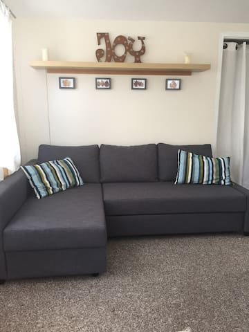Cozy Northampton Apartment with Sunroom! - Northampton - Leilighet