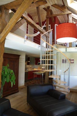calme & confort ds Luxembourg belge - Arlon - Huoneisto
