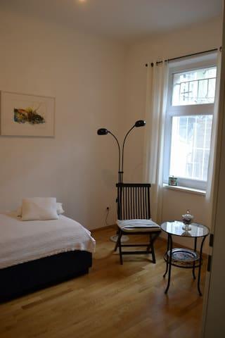 Einzelzimmer in ruhigem Appartment im Zentrum - Graz - Apto. en complejo residencial