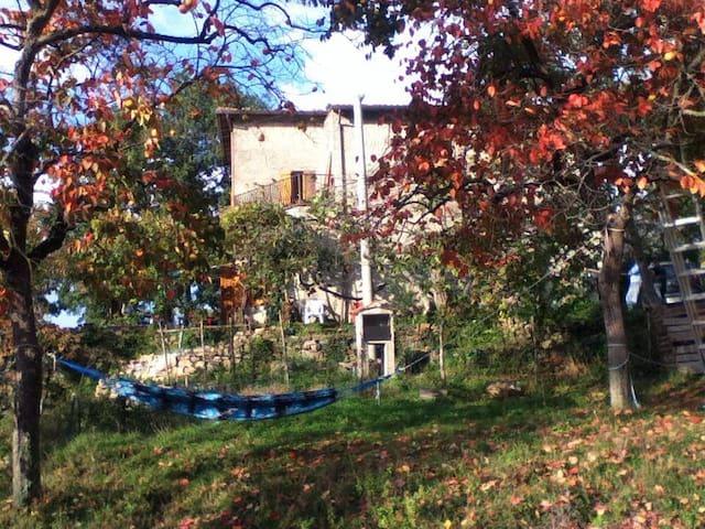 Casa in campagna - Stio