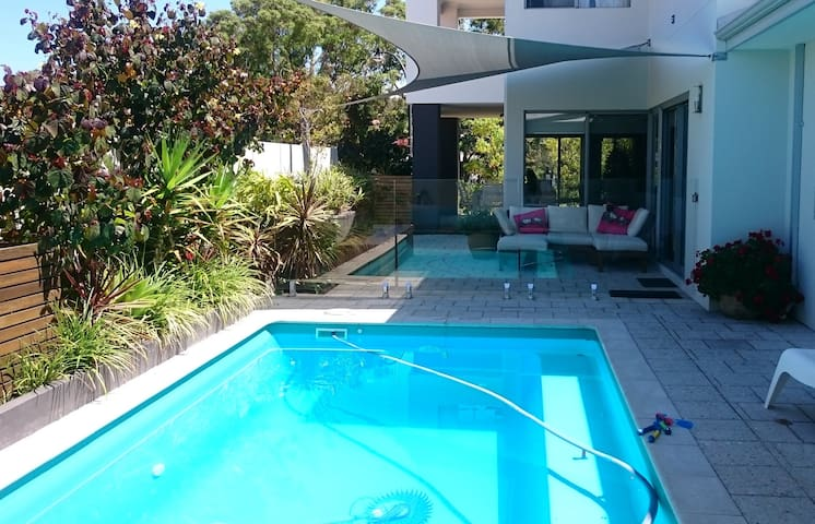 Swanbourne family home - Swanbourne
