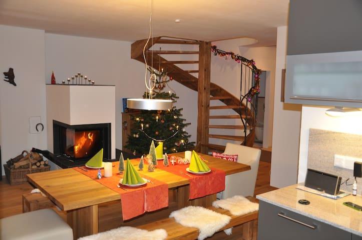 Luxurious Apartment at Skilift - Scheffau am Wilden Kaiser - Daire