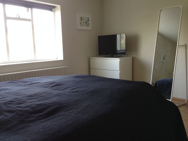 2 charming rooms located  42 KM  from Reykjavík. - Akranes - Dom