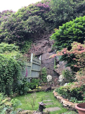 Quirky Edwardian house, near Pennines & Manchester - Mossley - Haus