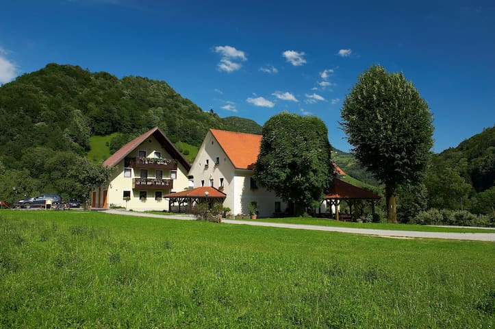 IDYLLIC FARM STAY Zelinc - B&B - Straža - Bed & Breakfast
