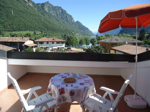 Casa Vittoria V2 - 2 Pers. + 1 Kind - 200m zum See - Crone - Lägenhet