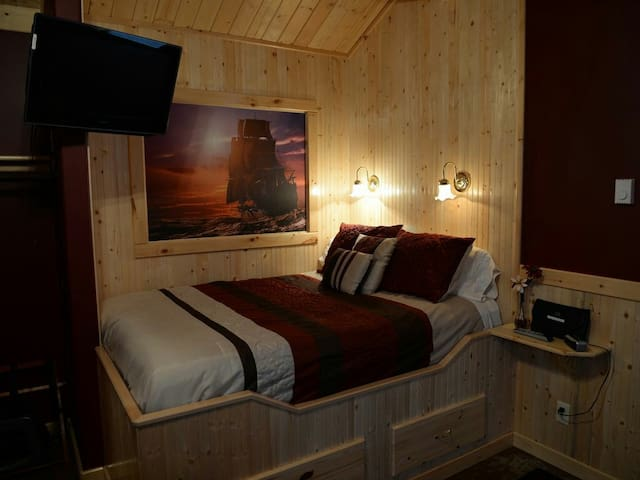 Romantic Couples Cabin, Wifi - Aberdeen - Wohnung