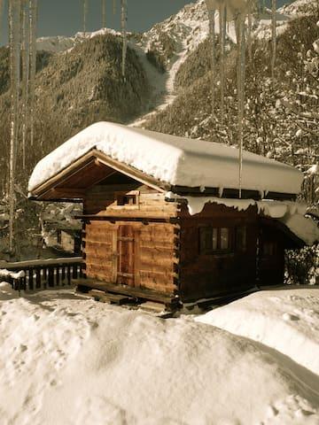 Chamonix Winter/Summer Mazot - 夏蒙尼 - 小木屋