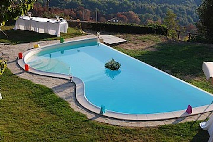Ancient villa, private pool & relax - Mercato Cilento - Vila
