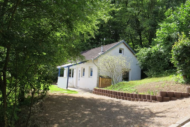 Cosy cottage close to the forest - Lamspringe - Hus