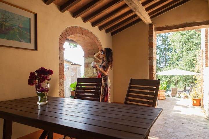 La Pieve Marsina - Chianti Resort - Gaiole In Chianti - Hus