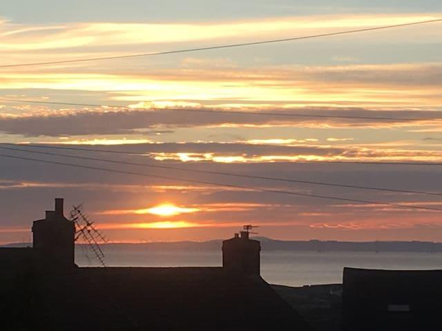 Sunset View, Maryport Cumbria - Maryport