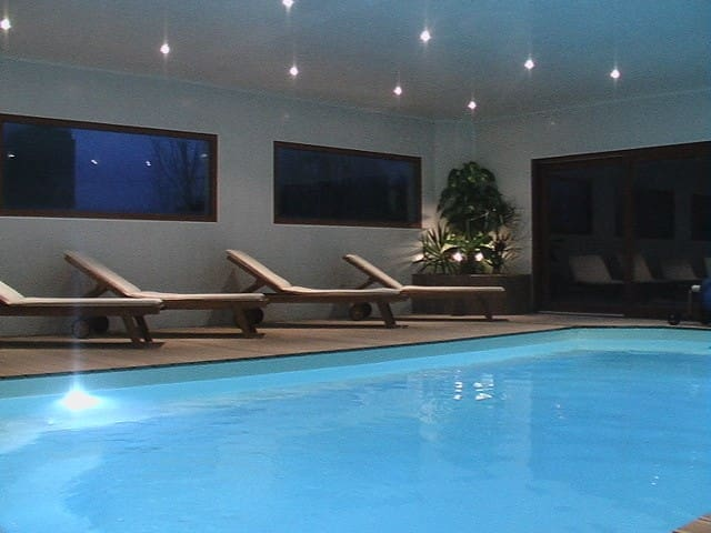 Le Cottage, gite 2-4 pers. piscine - Chamery