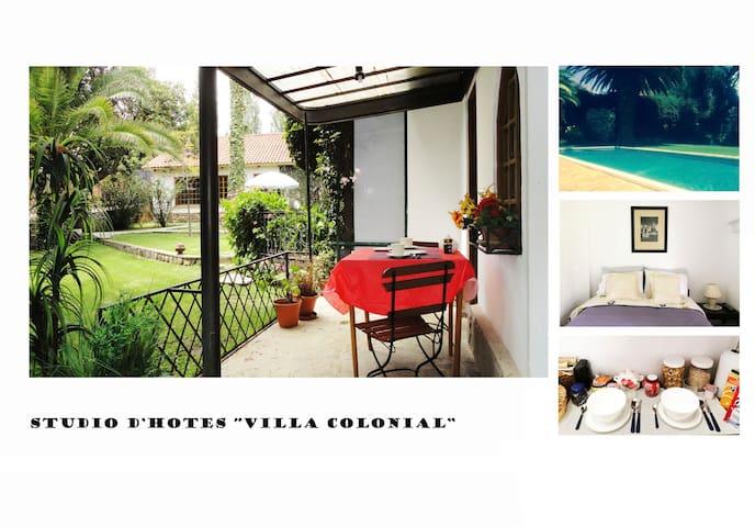 "STUDIO D'HOTES ""VILLA COLONIAL"" - Cochabamba"