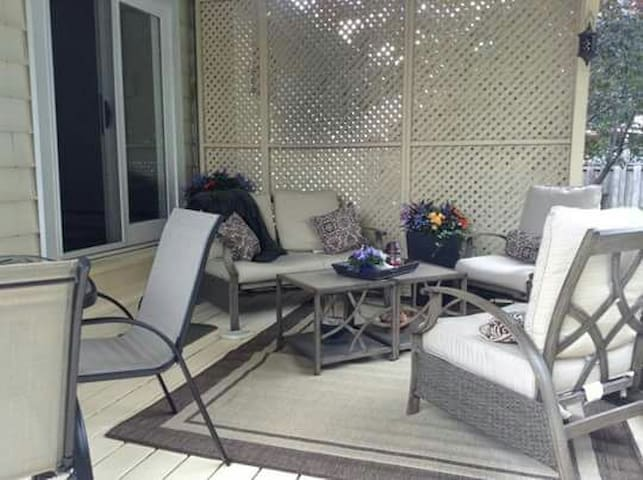 Clean and cozy with a large fenced in yard. - Sault Ste. Marie - Дом