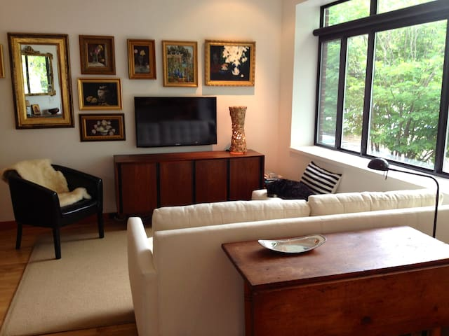 Chic Downtown Portsmouth Condo - Portsmouth - Leilighet