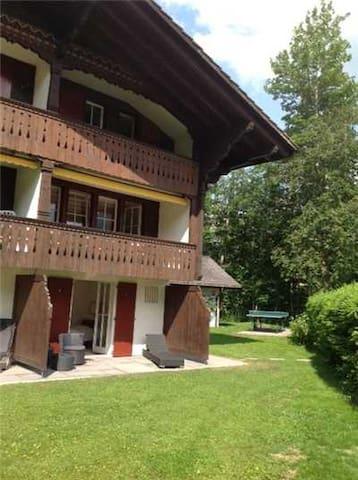comfy home base in the mountains - Saanen - Departamento