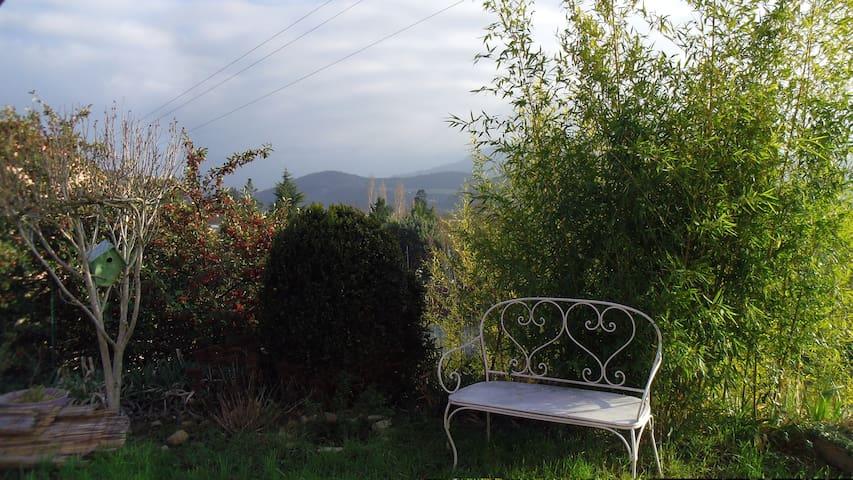 MAISON DROME - Aouste-sur-Sye - Casa