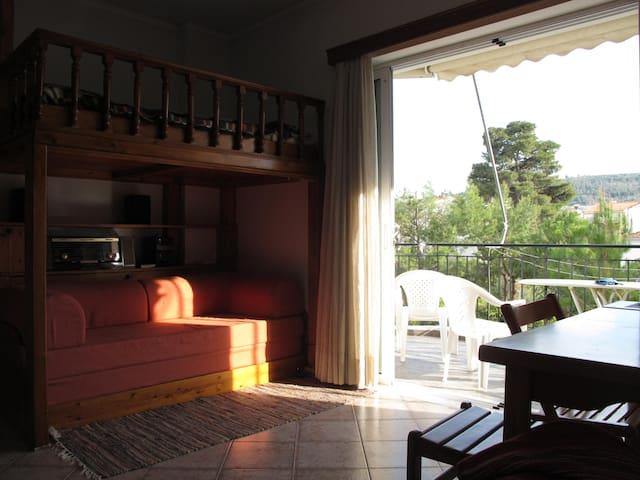 Cozy sunny studio - Nafplio - Appartement