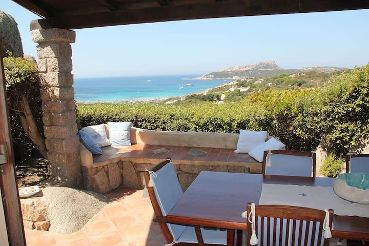Villa Baia Magica, Grande villa con vista mare - Santa Reparata - 別荘